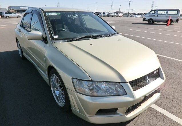 2002 MITSUBISHI LANCER EVO 7 GT-A - HERE NOW  FROM JAPAN - £7995 SOLD (picture 2 of 6)