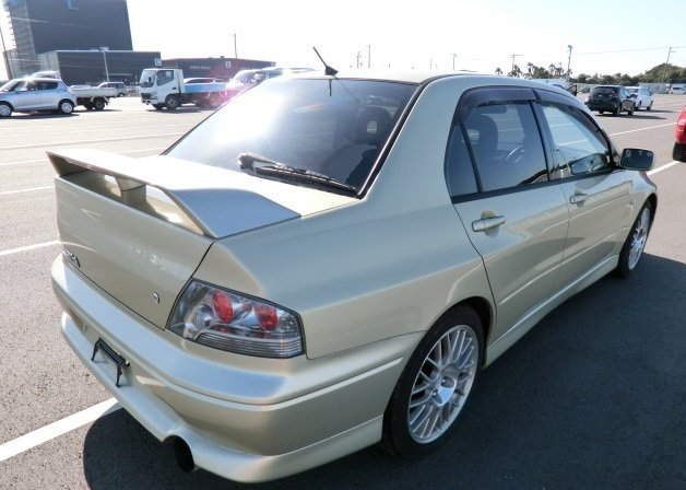 2002 MITSUBISHI LANCER EVO 7 GT-A - HERE NOW  FROM JAPAN - £7995 SOLD (picture 4 of 6)