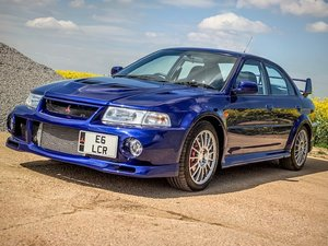 2000 Mitsubishi Lancer Evolution VI at ACA 25th January  For Sale
