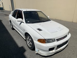 1992 Mitsubishi Lancer Evolution RS Rare RHD 4WD Fast White For Sale