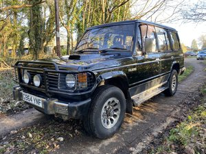 1990 Mitsubishi Pajero MK1 - Turbo Diesel - New MOT For Sale