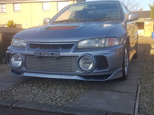 1997 Stunning evo iv near immaculate show condtion For Sale