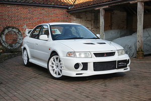 Mitsubishi Lancer Evolution VI GSR (Evo 6) 2.0 Turbo JDM Car