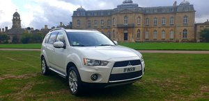 2010 LHD Mitsubishi Outlander 2.2 DI-D GX4, LEFT HAND DRIVE For Sale
