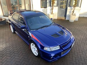 1999 Mitsubishi Evolution VI For Sale