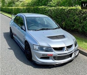 2003 Mitsubishi Lancer EVO 2.3 STROKER 507 BHP PX For Sale