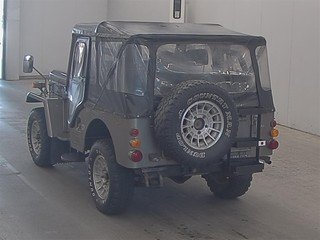1977 MITSUBISHI JEEP J54 2.7 DIESEL ON & OFF ROAD 4X4 SOFT TOP *  For Sale (picture 2 of 3)