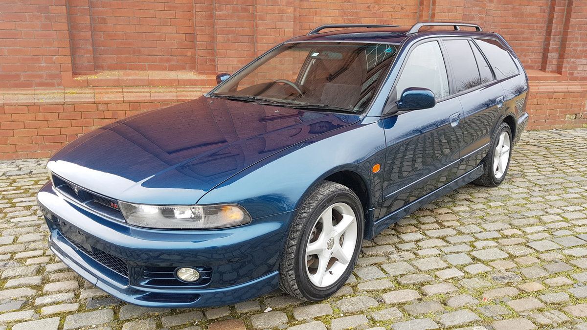 1996 LEGNUM / GALANT RARE VR4 TYPE S 2.5 V6 24V 4WD AUTO ESTATE For Sale (picture 1 of 6)