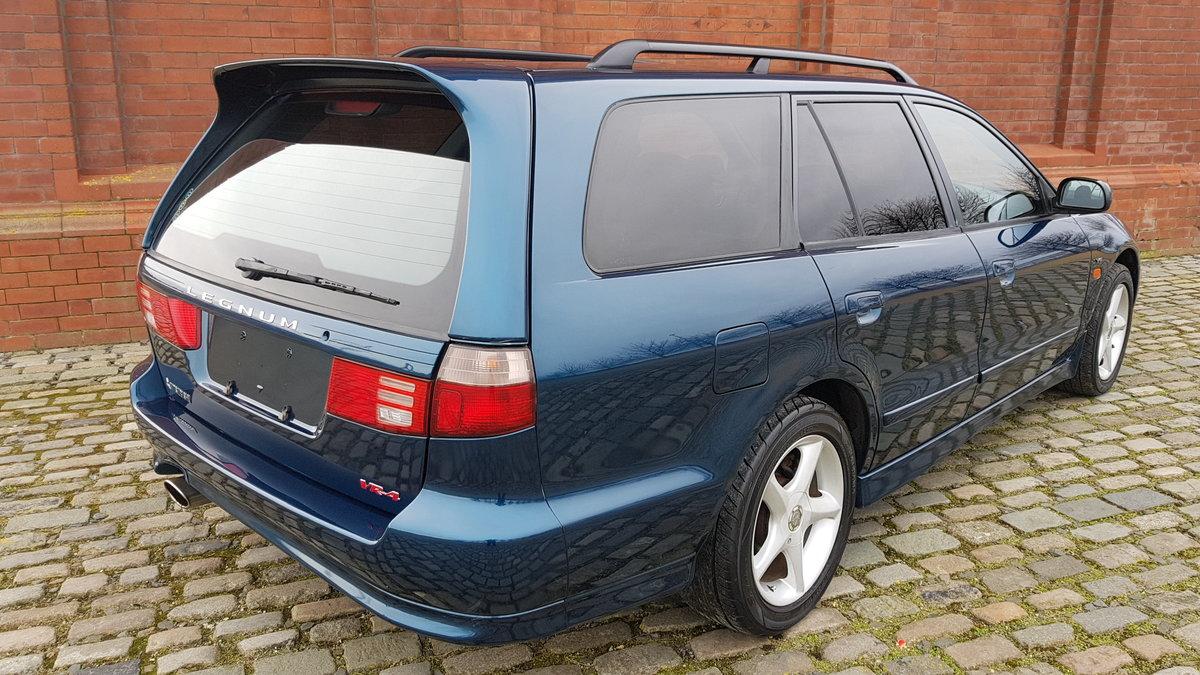 1996 LEGNUM / GALANT RARE VR4 TYPE S 2.5 V6 24V 4WD AUTO ESTATE For Sale (picture 2 of 6)