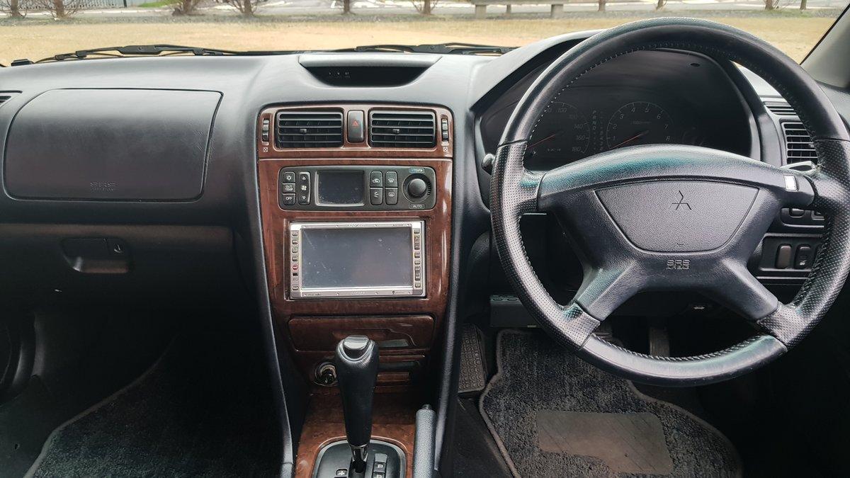 1996 LEGNUM / GALANT RARE VR4 TYPE S 2.5 V6 24V 4WD AUTO ESTATE For Sale (picture 5 of 6)