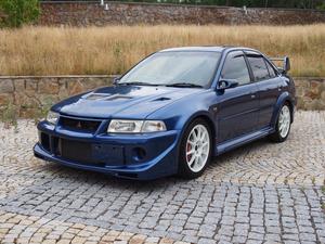 2000 Mitsubishi Lancer Evolution VI Tommi Makinen Edition