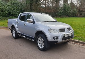 Picture of 2010 MITSUBISHI L200 BARBARIAN EDITION.. DOUBLE CAB.. NO VAT SOLD