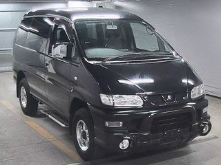 MITSUBISHI DELICA 3.0 4X4 HIGH ROOF ACTIVE FIELD EDITION * 8