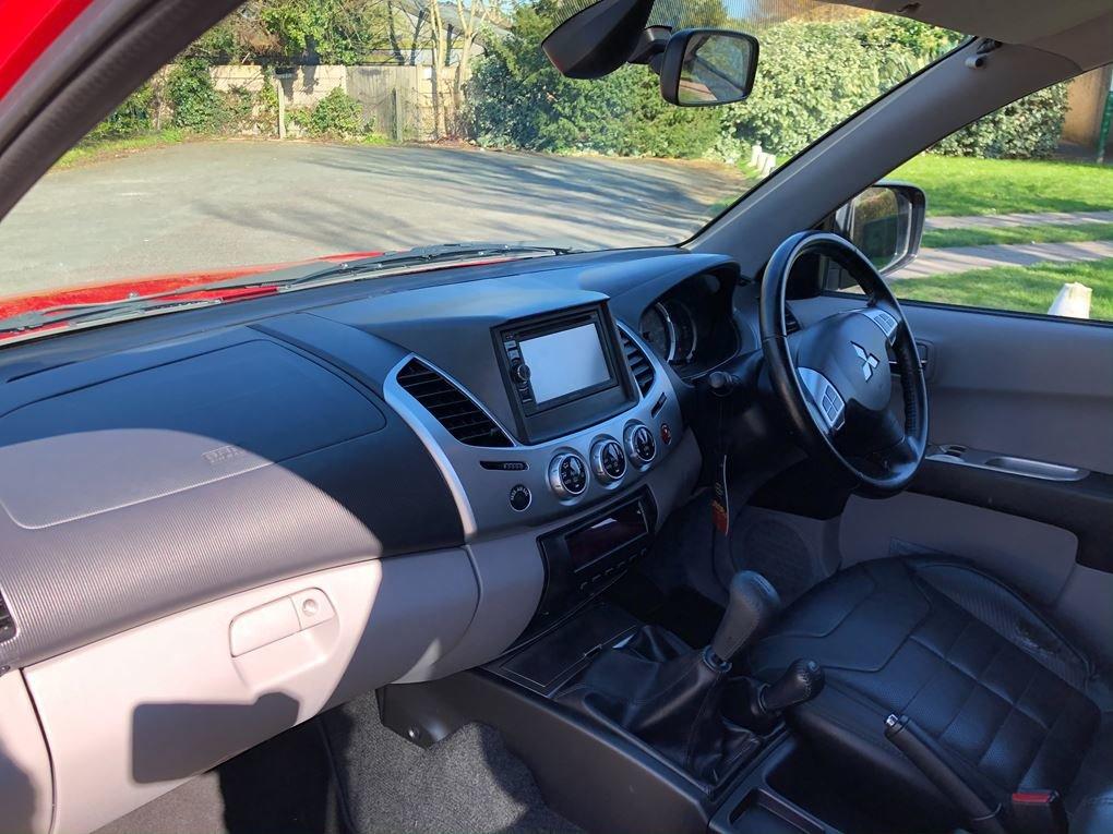 2014 Mitsubishi  L200  DI-D 4X4 BARBARIAN LB Double Cab NO VAT  1 For Sale (picture 10 of 16)