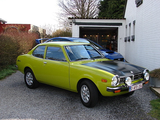 1976 Mitsubishi Lancer 1400cc  For Sale (picture 1 of 6)