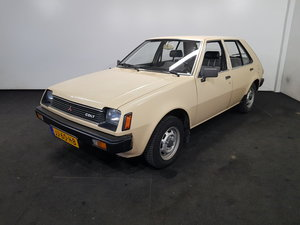 Mitsubishi Colt 1.2 1983 Only 59.556 km For Sale
