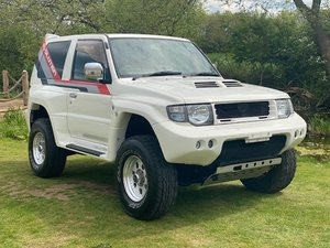 1999 MITSUBISHI PAJERO RARE SHOGUN EVOLUTION EVO DAKAR 4X4 *  For Sale