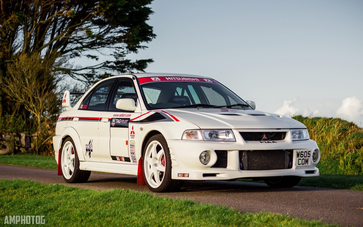 1999 Evo6 RSX limited edition Ralli-Art one one only 20 For Sale (picture 1 of 6)
