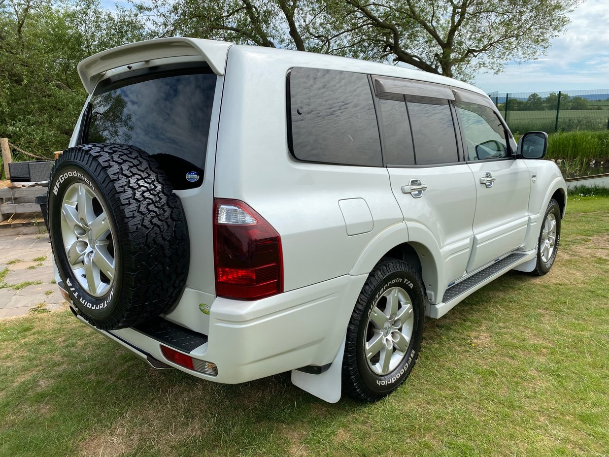 2006 MITSUBISHI PAJERO ACTIVE FIELD EDITION 3.0 V6 4X4 7 SEATER For Sale (picture 2 of 6)