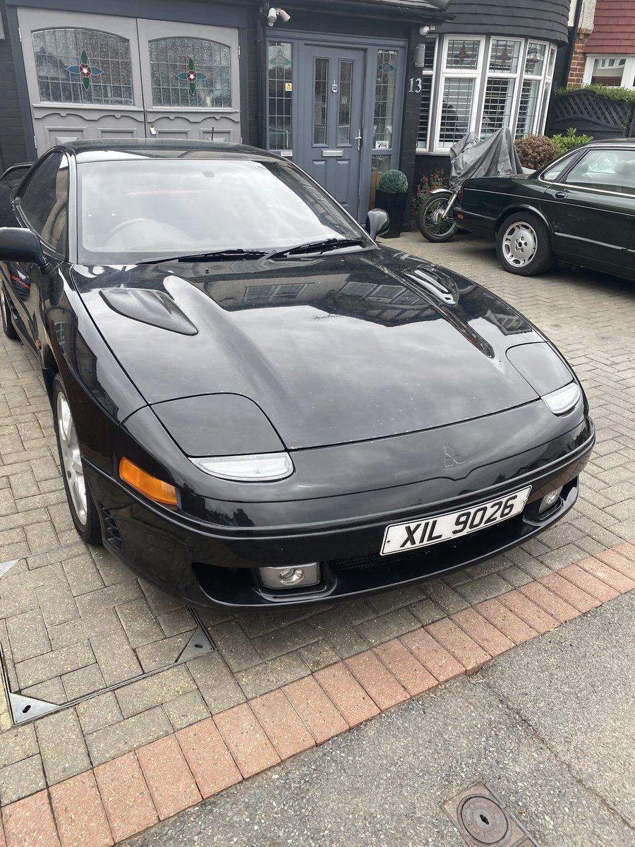 1991 Mitsubiushi GTO  For Sale (picture 1 of 6)