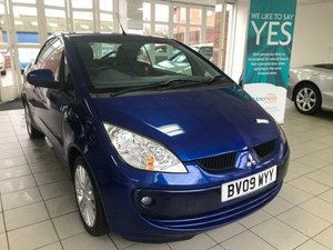 2009 MITSUBISHI COLT CAB FULL 2 TONE LEATHER