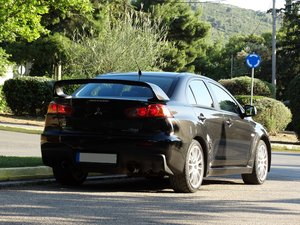 Picture of 2011 Mitsubishi Lancer Evolution X, GSR TC-SST, Euro, 24k km For Sale