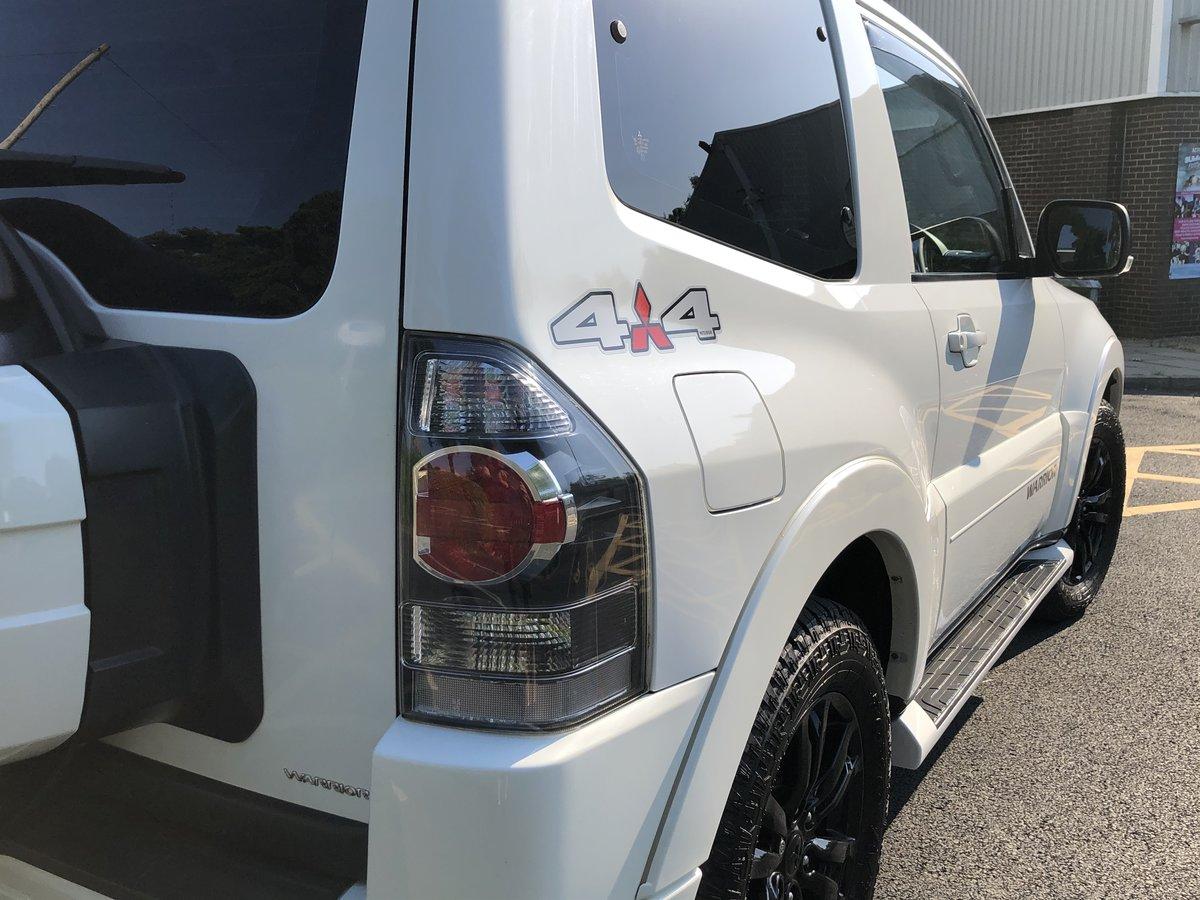 2013 Mitsubishi Shogun Warrior/Barbarian swb Auto For Sale (picture 2 of 6)