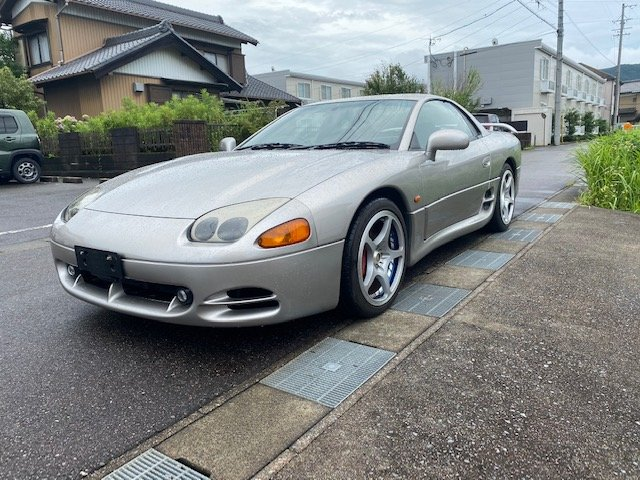 1996 Mitsubishi GTO(3000GT) 6MT RHD Japanese model JDM For Sale (picture 1 of 6)