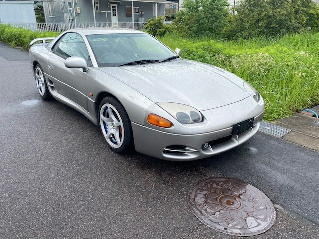 1996 Mitsubishi GTO(3000GT) 6MT RHD Japanese model JDM For Sale (picture 2 of 6)