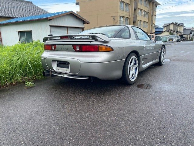 1996 Mitsubishi GTO(3000GT) 6MT RHD Japanese model JDM For Sale (picture 5 of 6)