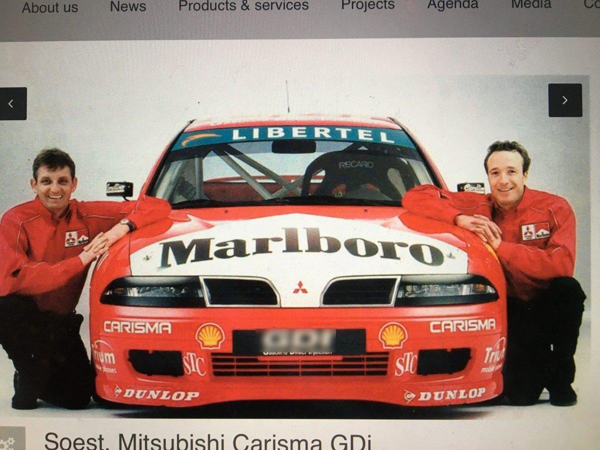 1997 Mitsubishi CARISMA For Sale (picture 3 of 6)