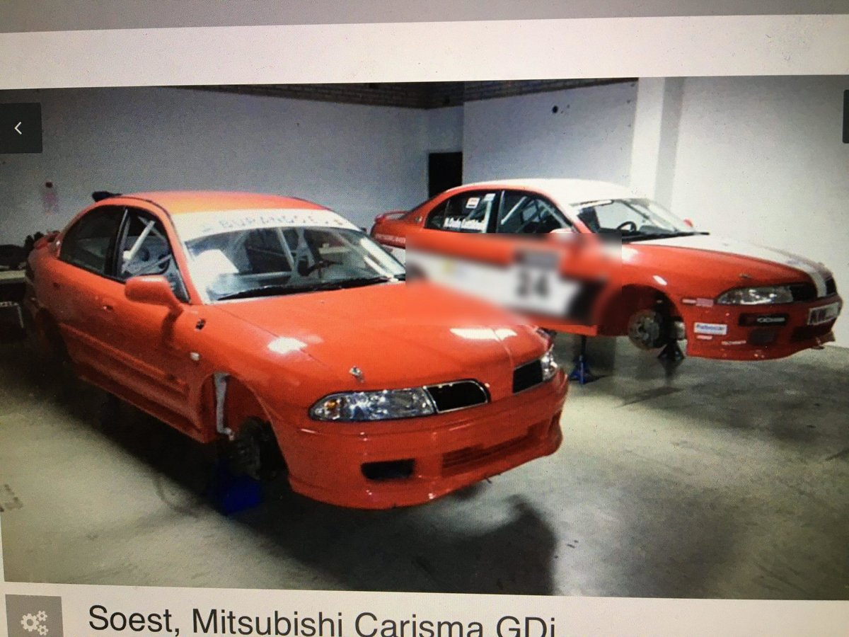 1997 Mitsubishi CARISMA For Sale (picture 5 of 6)