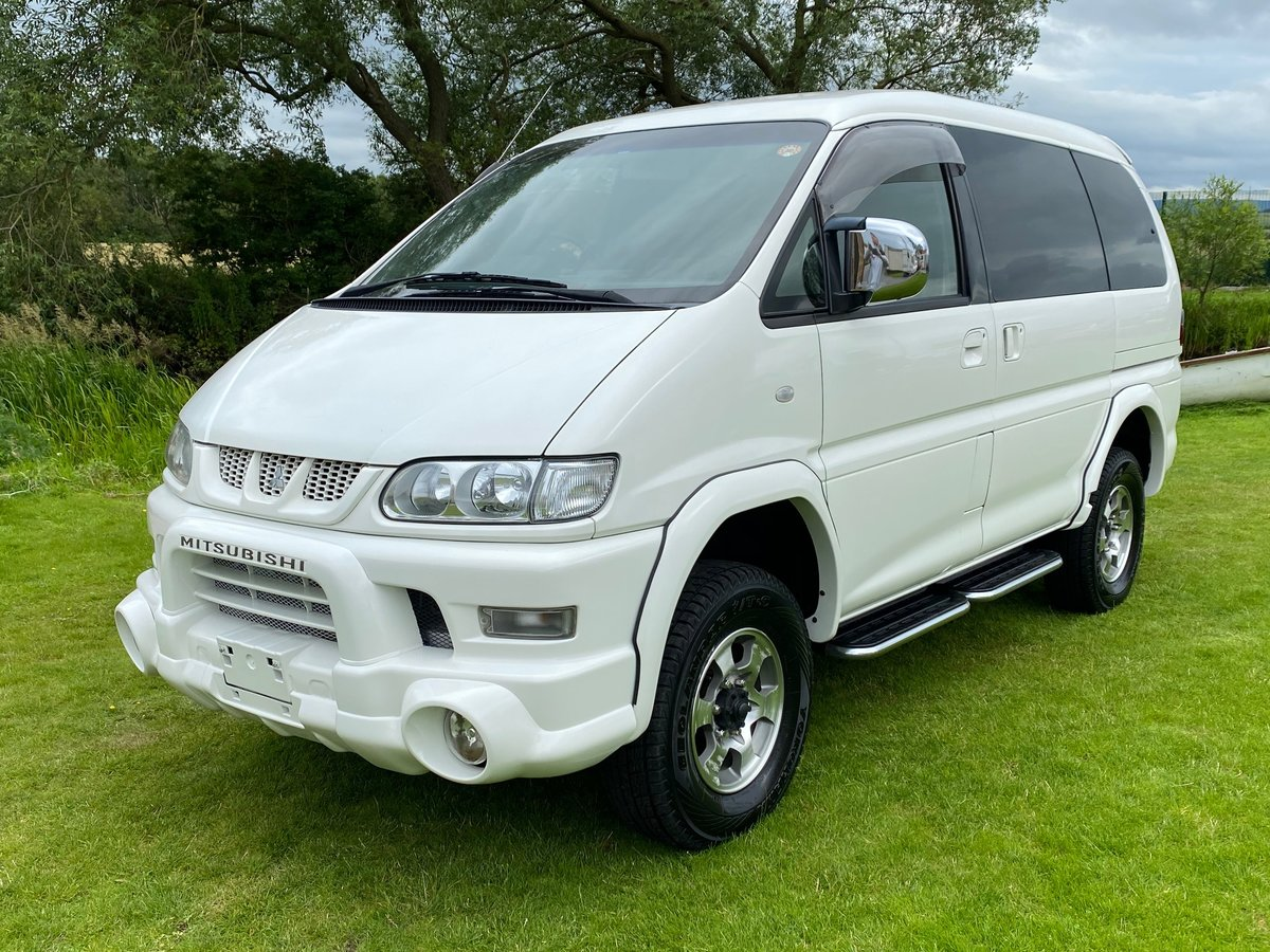 2005 MITSUBISHI DELICA SPACE GEAR 3.0 4X4 LOW MILEAGE 8 SEATER AC SOLD (picture 1 of 6)