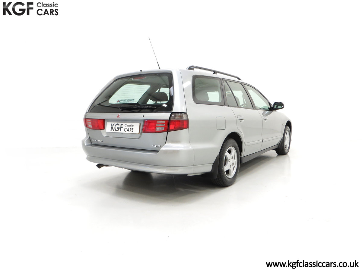 2000 An Incredible Mitsubishi Galant 2.0 GLS Estate, 6,593 Miles SOLD (picture 11 of 24)
