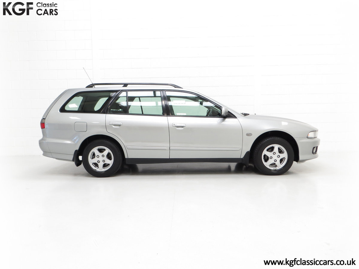2000 An Incredible Mitsubishi Galant 2.0 GLS Estate, 6,593 Miles SOLD (picture 12 of 24)
