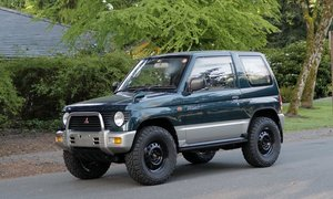 Picture of 1995 Mitsubishi Pajero Mini 4×4 VR-2 5-speed Jade RHD $6k For Sale