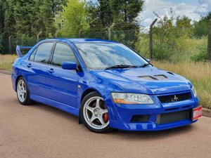 2001 Mitsubishi lancer evo 7 gsr + fresh import