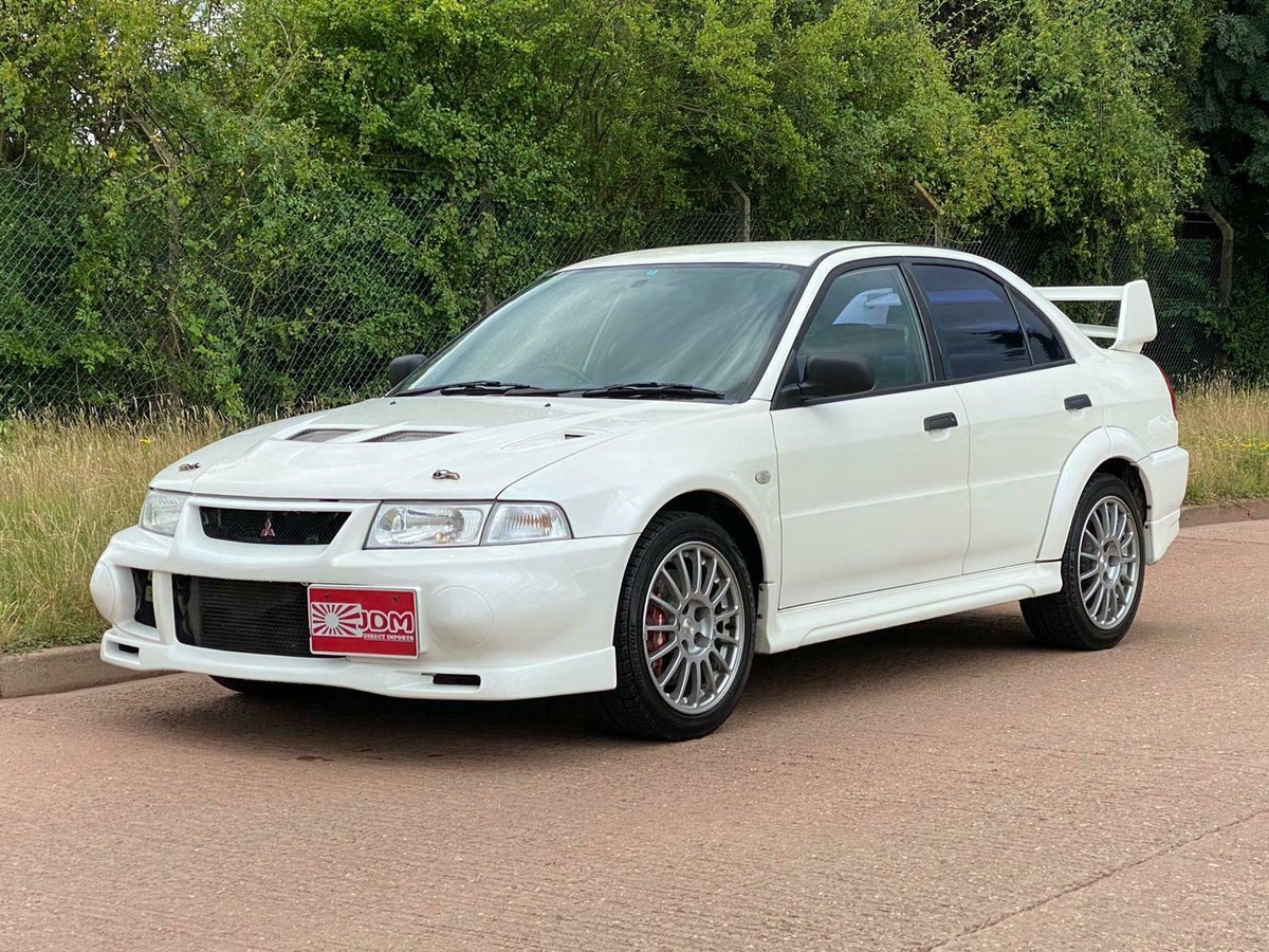 1999 Mitsubishi lancer evo 6 rs + 34000 miles! For Sale (picture 2 of 6)