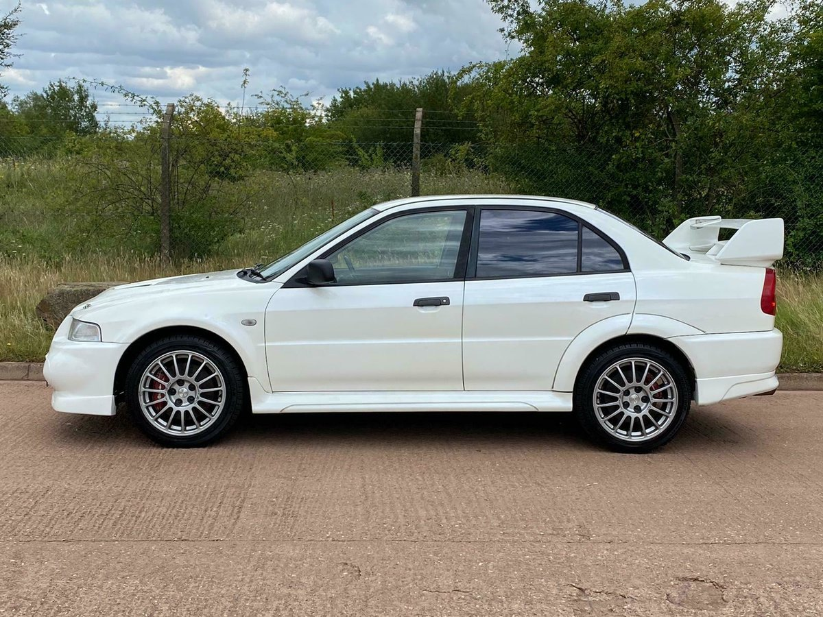 1999 Mitsubishi lancer evo 6 rs + 34000 miles! For Sale (picture 4 of 6)
