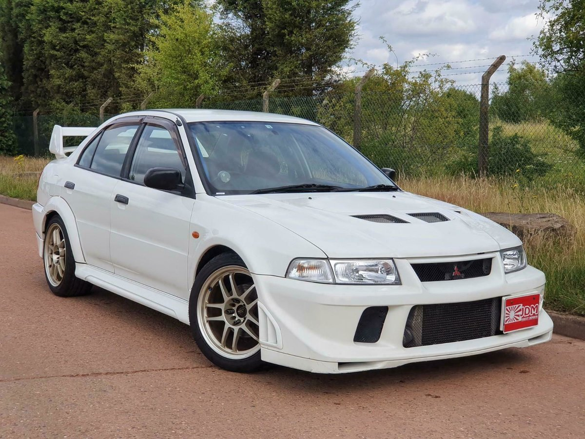 2000 Mitsubishi lancer evo 6.5 tme rs For Sale (picture 1 of 6)