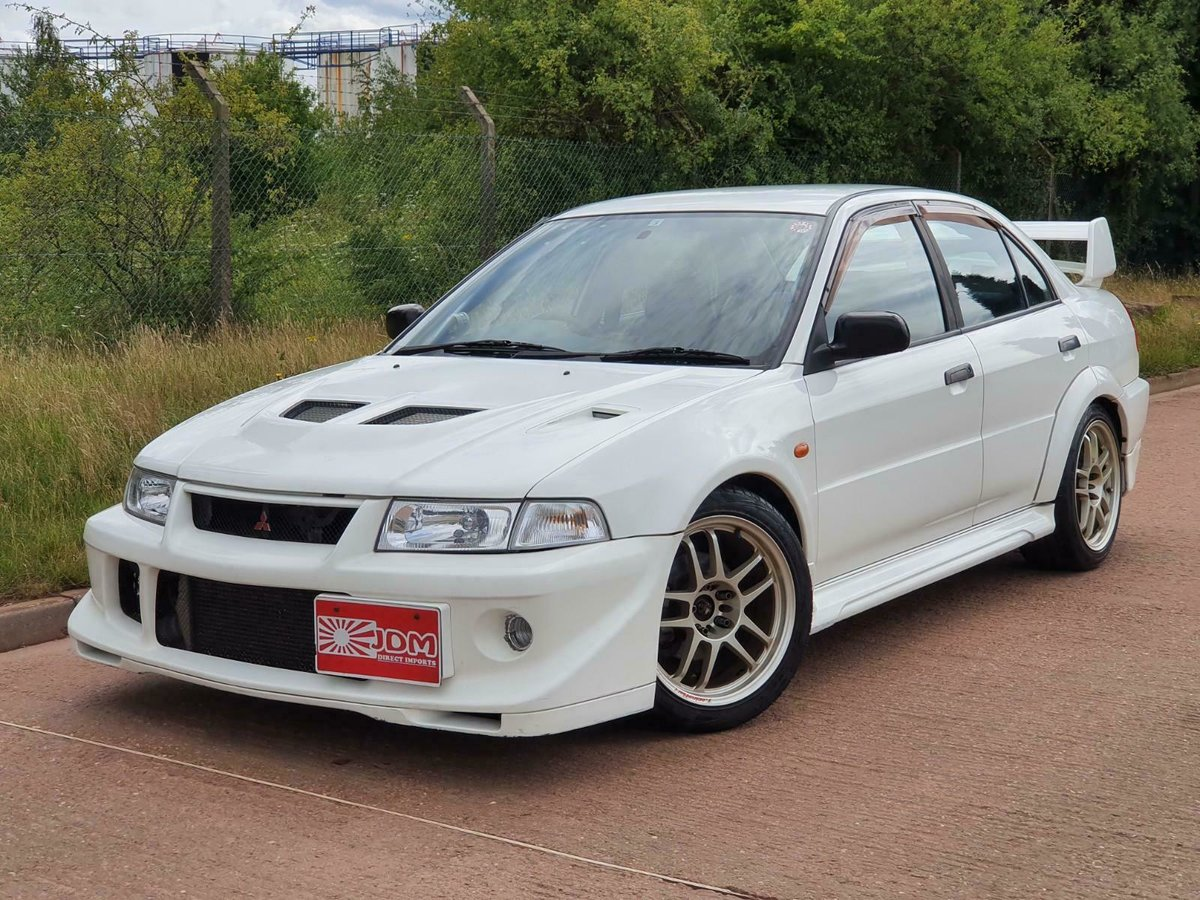 2000 Mitsubishi lancer evo 6.5 tme rs For Sale (picture 2 of 6)