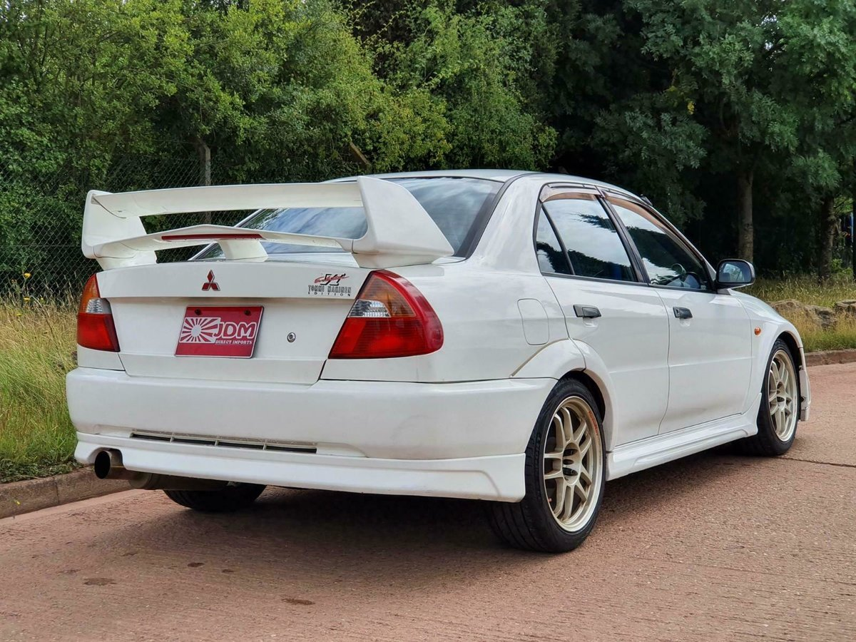 2000 Mitsubishi lancer evo 6.5 tme rs For Sale (picture 3 of 6)