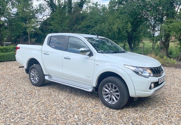 Mitsubishi L200 2017 30K Miles For Sale (picture 1 of 6)