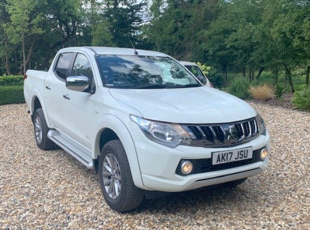 Mitsubishi L200 2017 30K Miles For Sale (picture 2 of 6)