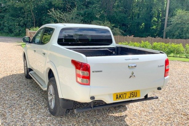 Mitsubishi L200 2017 30K Miles For Sale (picture 3 of 6)