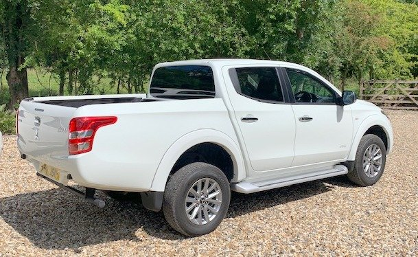 Mitsubishi L200 2017 30K Miles For Sale (picture 5 of 6)