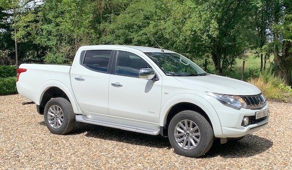 Mitsubishi L200 2017 30K Miles For Sale (picture 6 of 6)