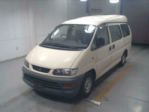 2000 MITSUBISHI DELICA 2.4 SPACEGEAR LONG & HIGH ROOF WHEELCHAIR  For Sale (picture 1 of 6)