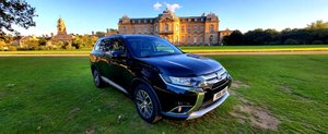 Picture of 2016 11/ LHD Mitsubishi Outlander 2.2 DI-D, LEFT HAND DRIVE