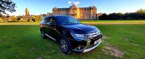 11/2016 LHD Mitsubishi Outlander 2.2 DI-D, LEFT HAND DRIVE